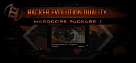 Hacker Evolution Duality Hardcore Package 1