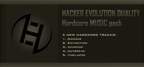 Hacker Evolution Duality Hardcore Music Pack