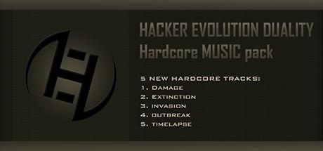 Hacker Evolution Duality Hardcore Music Pack