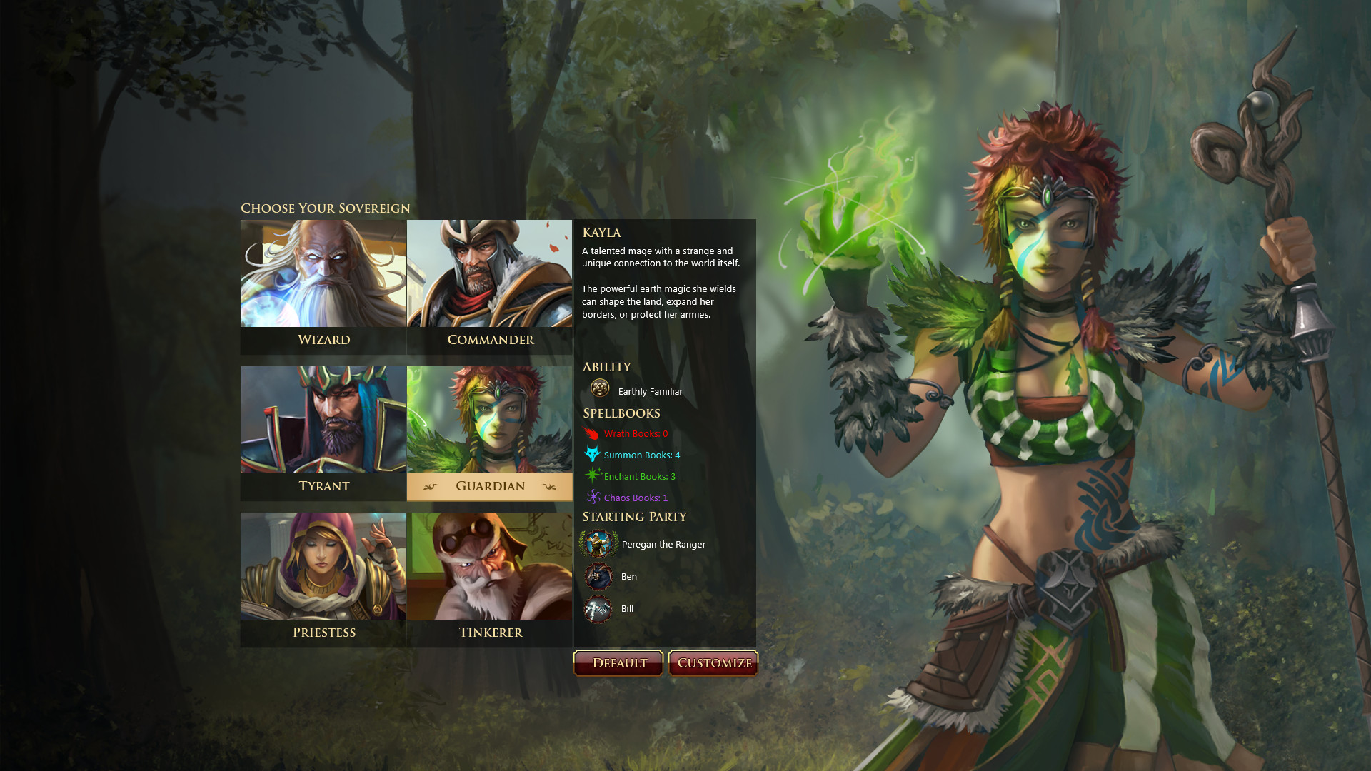 Sorcerer King screenshot 2