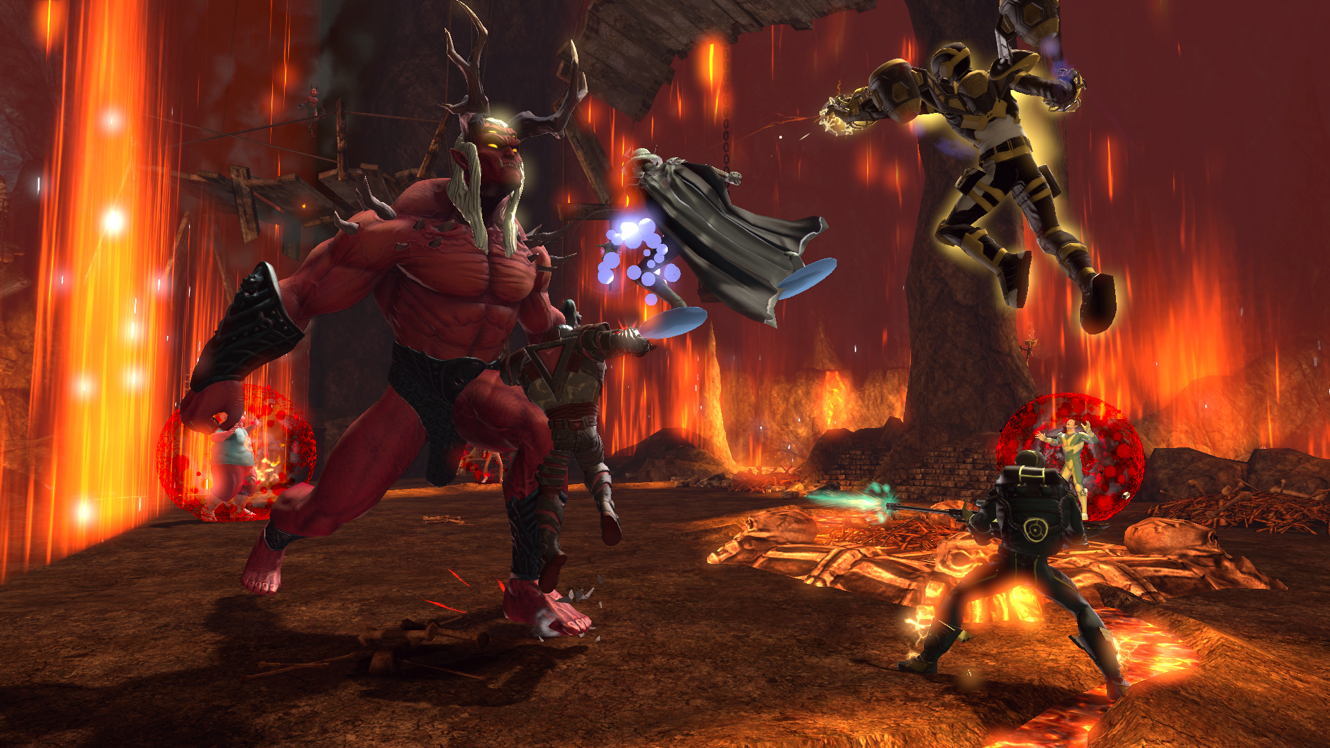 DC Universe™ Online on Steam