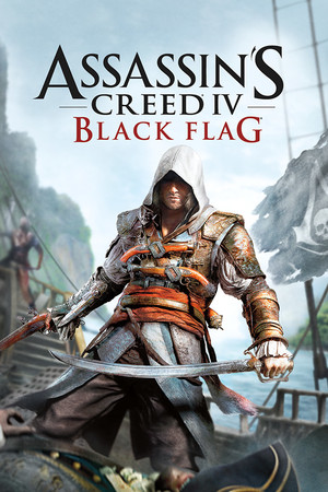 Assassin's Creed IV Black Flag poster image on Steam Backlog