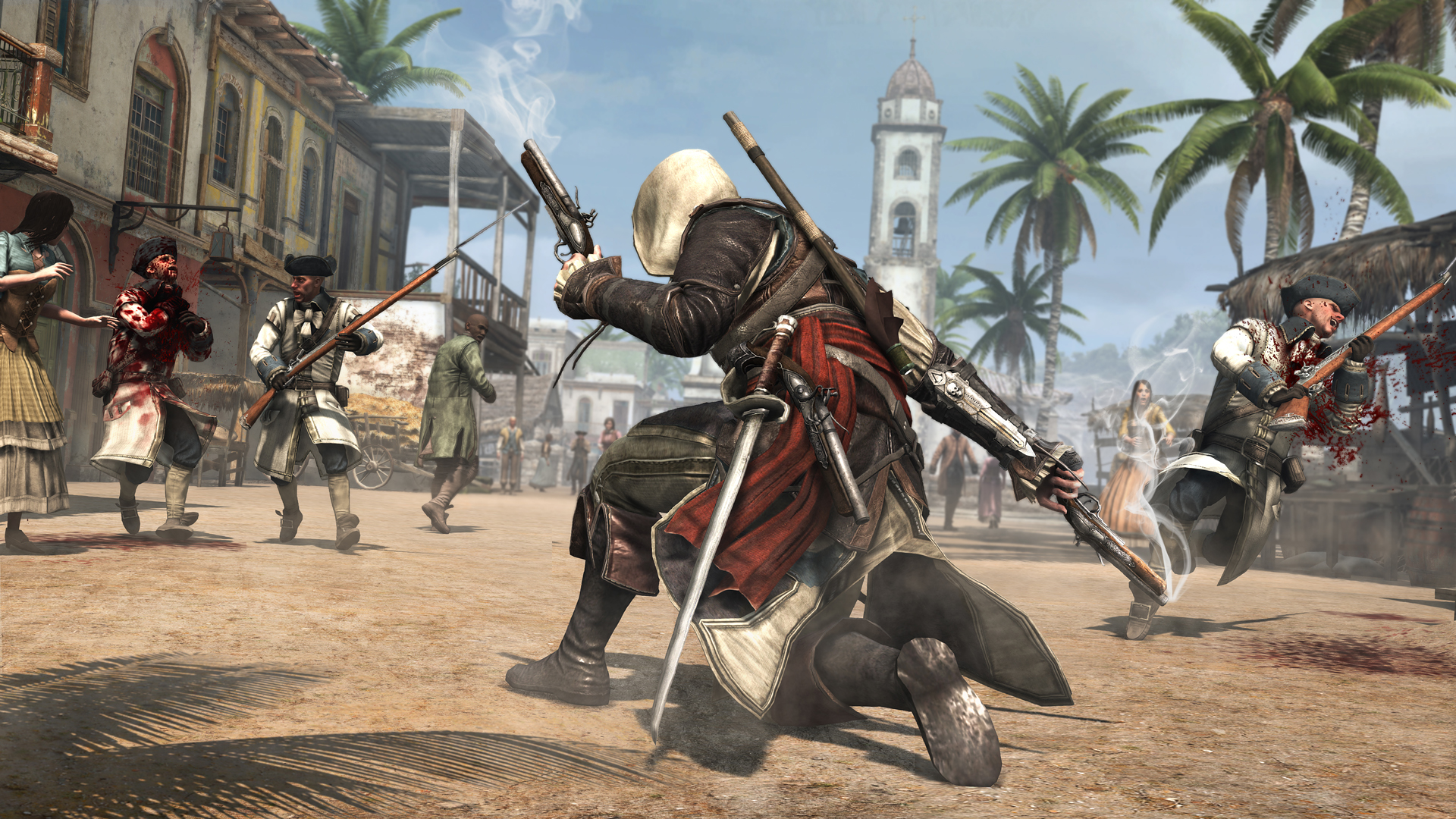 Assassin S Creed Iv Black Flag On Steam