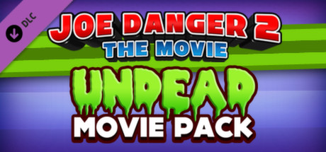 Joe Danger 2: Undead Movie Pack