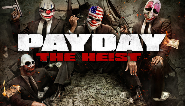 payday the heist reloaded crack only rar