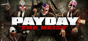 PAYDAY: The Heist cover art