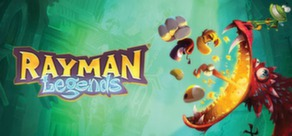 Rayman Legends cover art