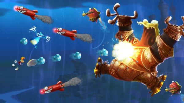 скриншот Rayman Legends 4