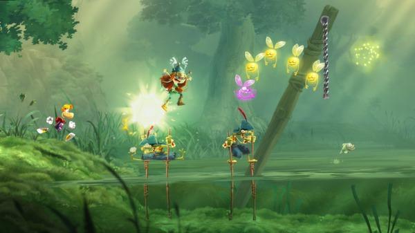 скриншот Rayman Legends 2