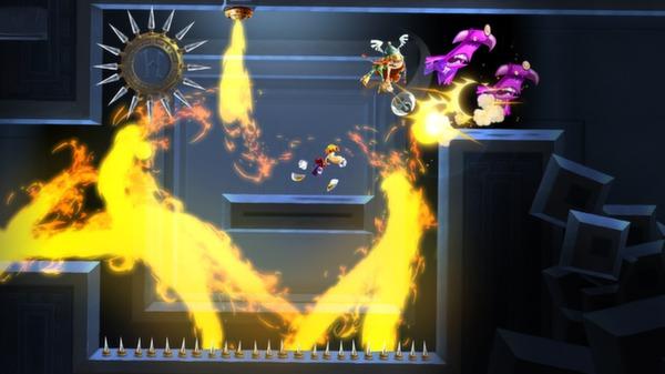 скриншот Rayman Legends 3