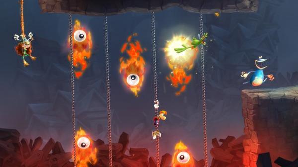 скриншот Rayman Legends 1