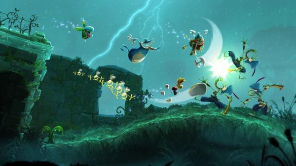 скриншот Rayman Legends 7