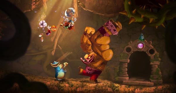 скриншот Rayman Legends 8