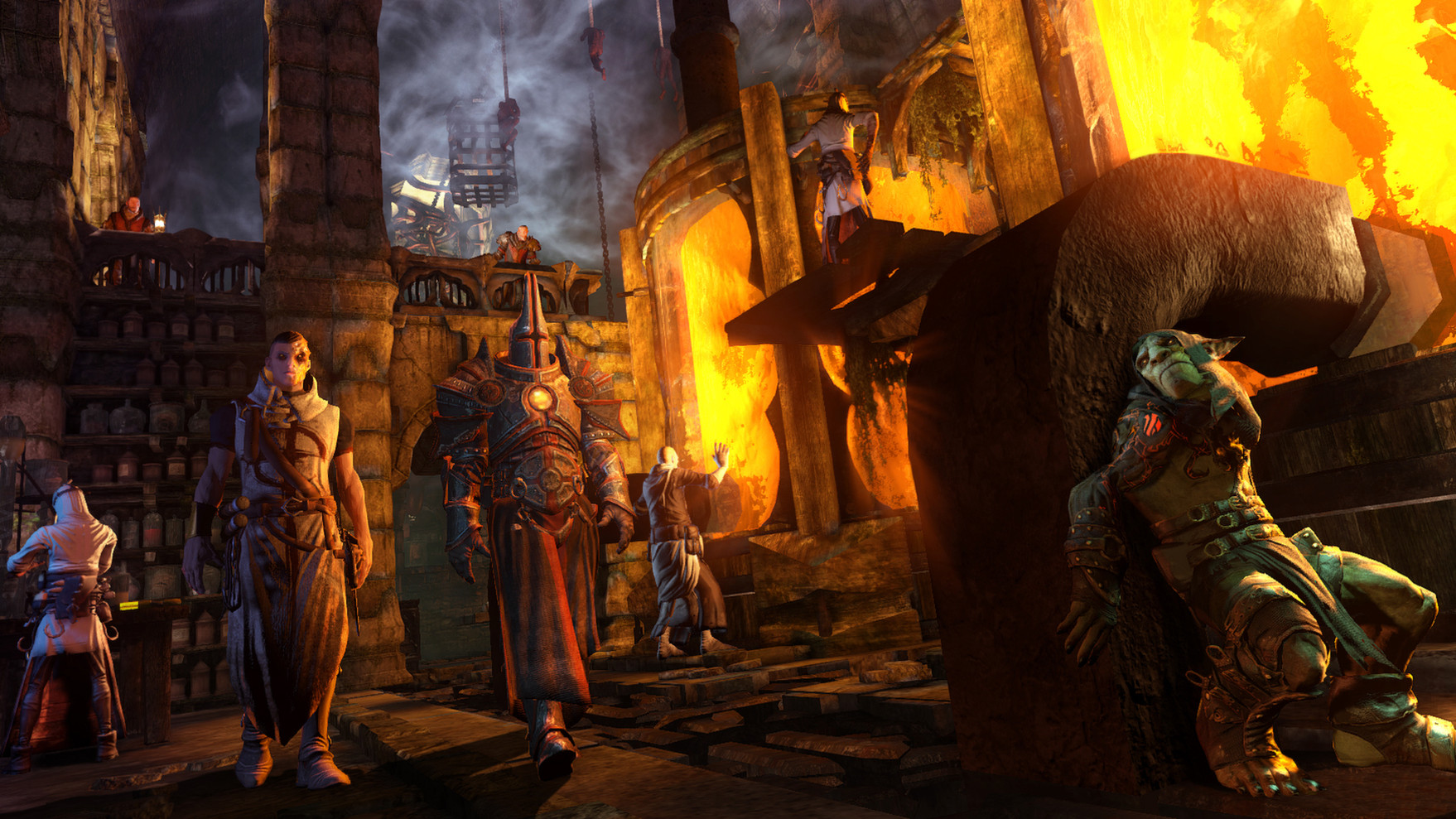 Styx Master Of Shadows Multilenguaje ESPAÑOL PC (PLAZA) 1