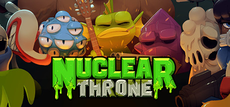 Nuclear Throne cover art