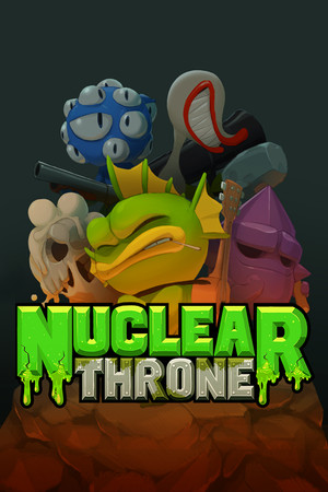 Nuclear Throne poster image on Steam Backlog