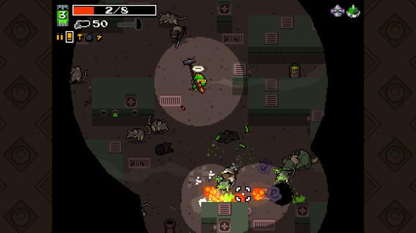 скриншот Nuclear Throne 0