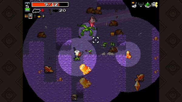 скриншот Nuclear Throne 4
