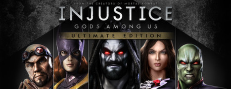 News Daily Deal Injustice Gods Among Us Ultimate Edition 75 Off
