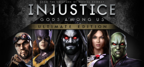 Injustice: Gods Among Us Ultimate Edition (Digital PC)