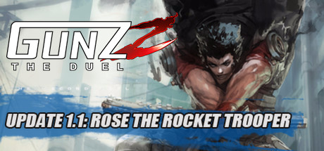 GunZ 2: The Second Duel on Steam Backlog