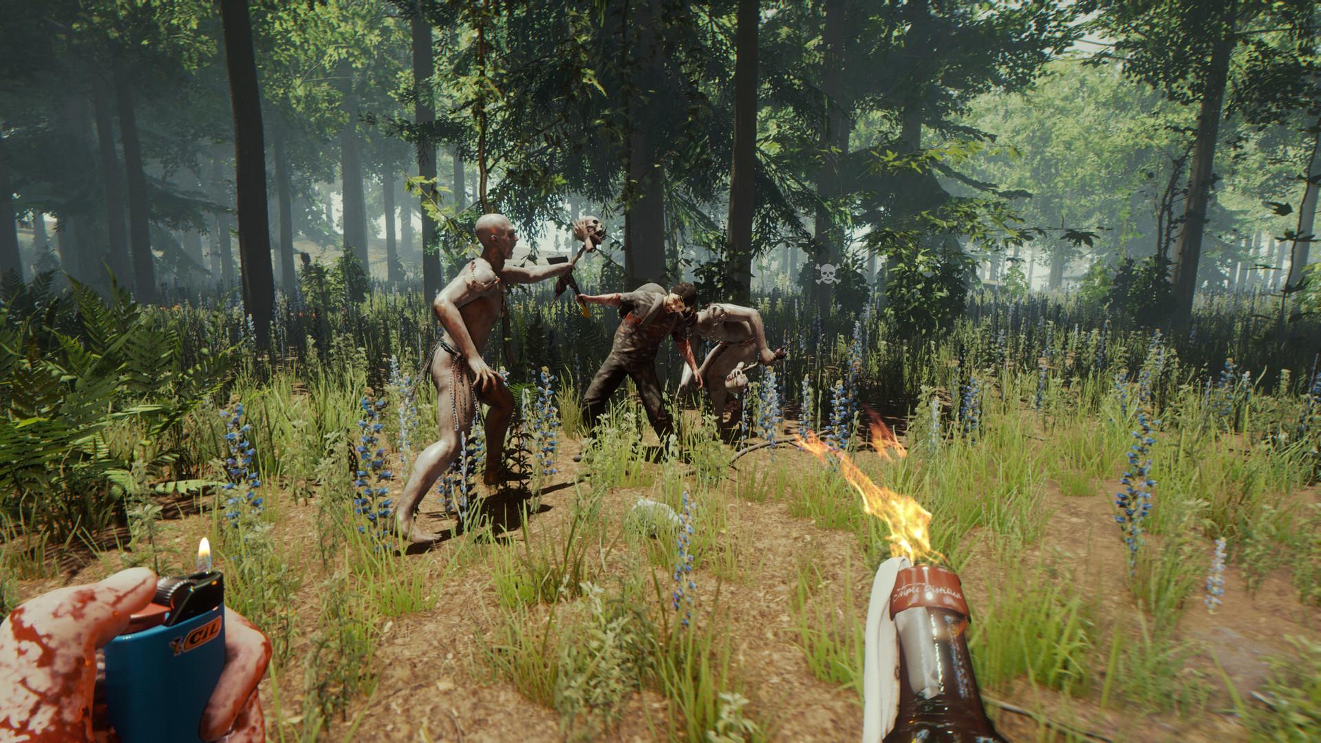 Link Tải Game The Forest Việt Hóa Các Phiên Bản Online
