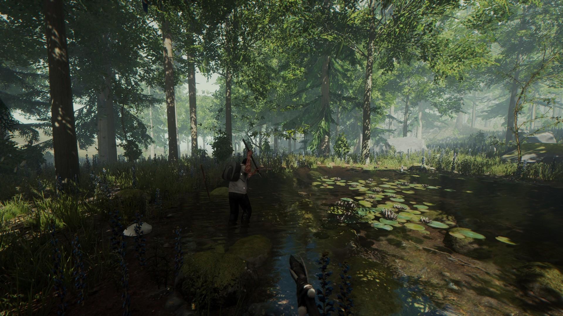 The Forest Resimleri