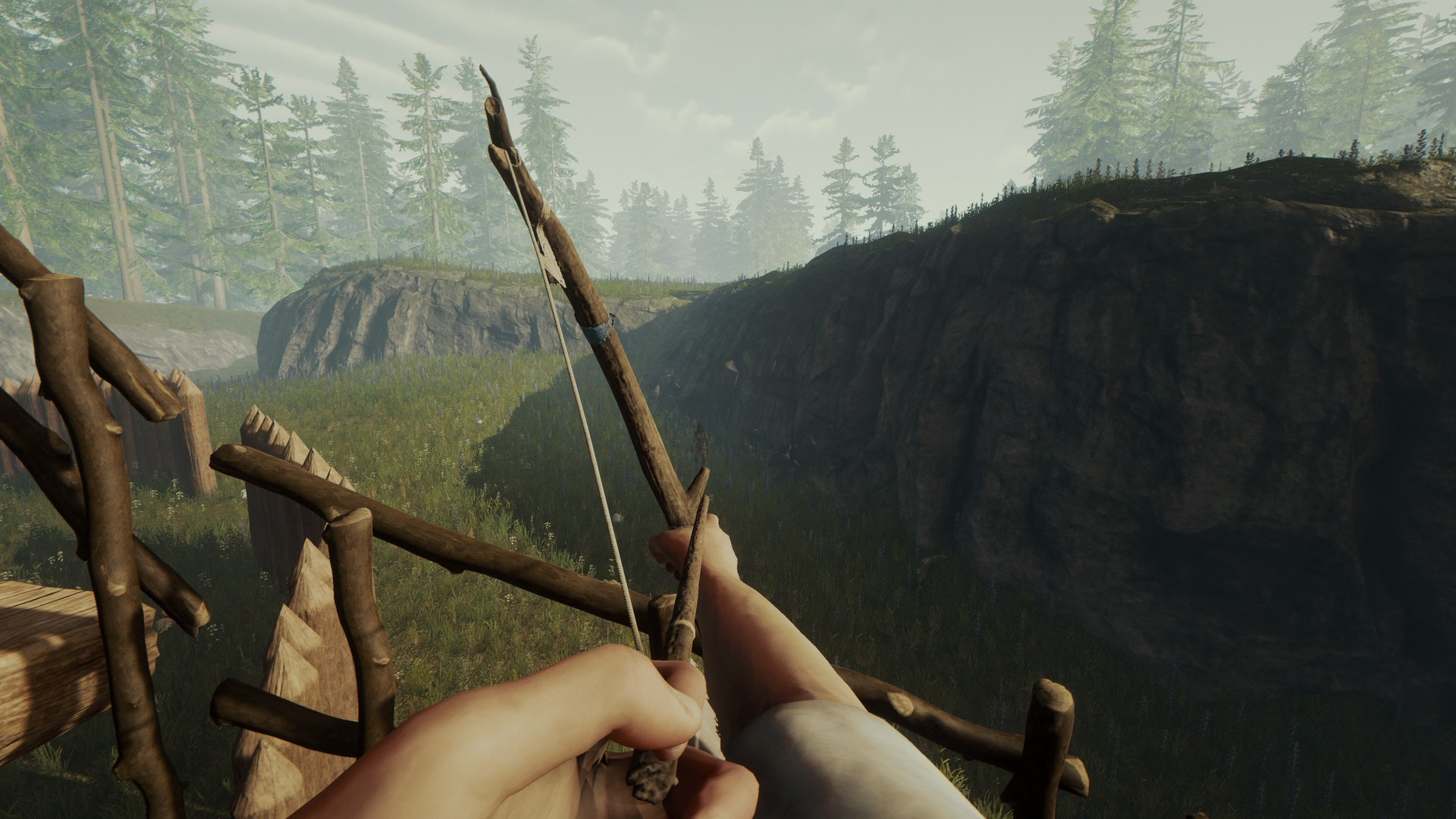 the forest survival game download