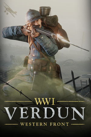 Verdun poster image on Steam Backlog