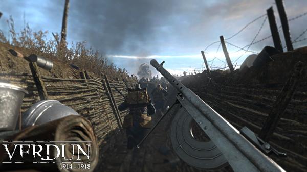 Verdun Screenshot