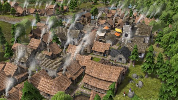скриншот Banished 3