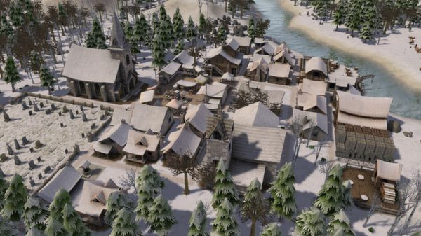 скриншот Banished 1