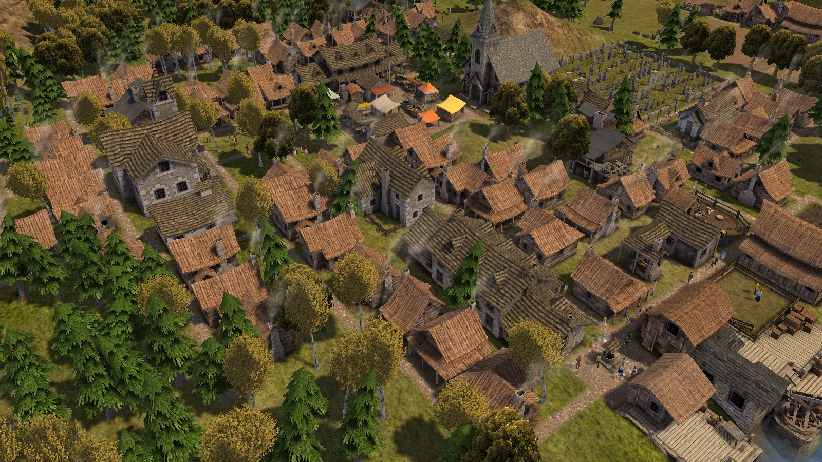 Banished v1.05 PC-(GOG)
