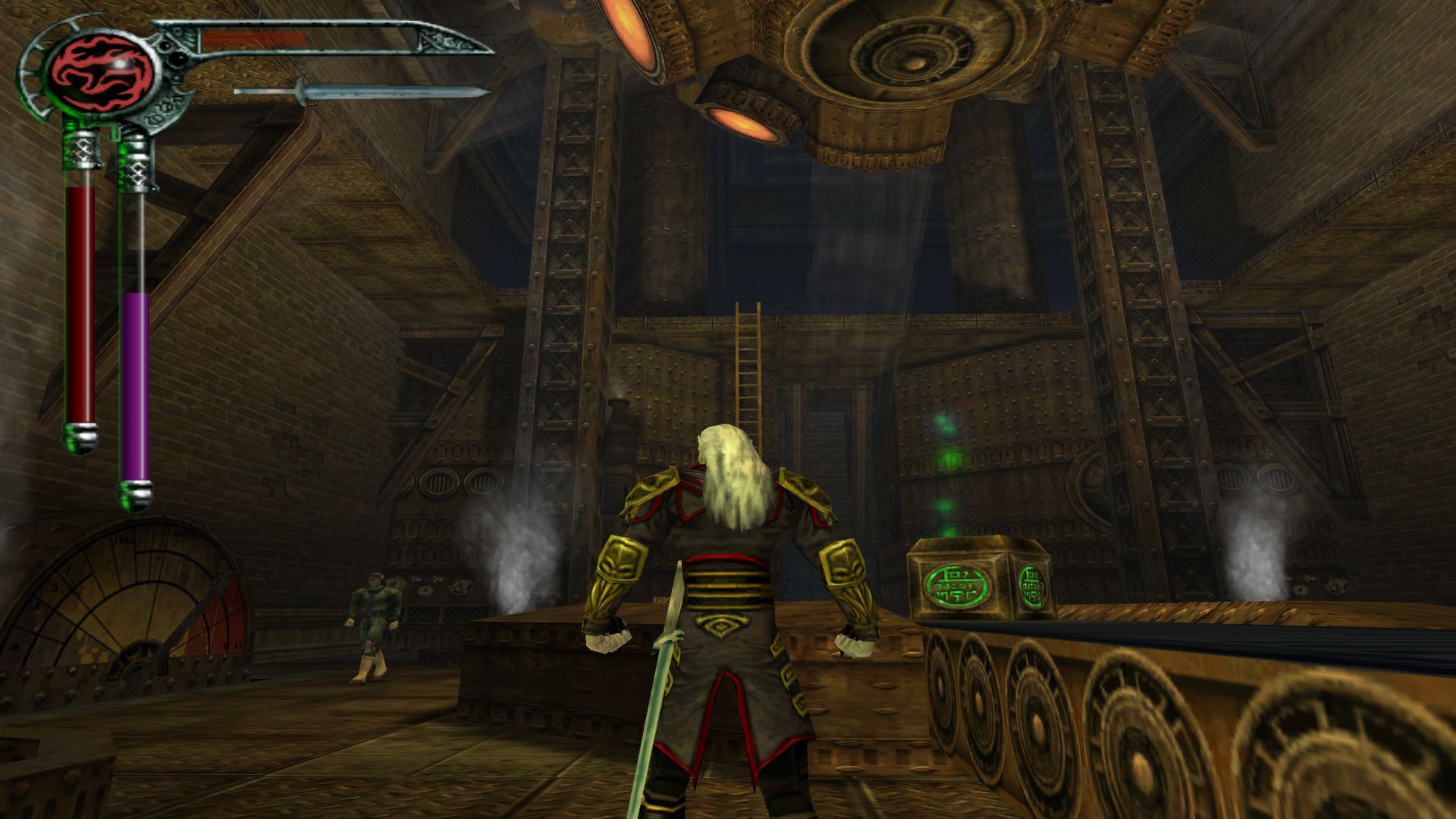 Legacy of Kain: Blood Omen 2 screenshot 2