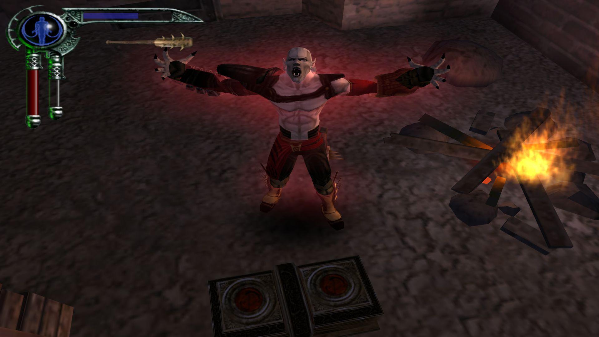 Legacy of Kain: Blood Omen 2 screenshot 1