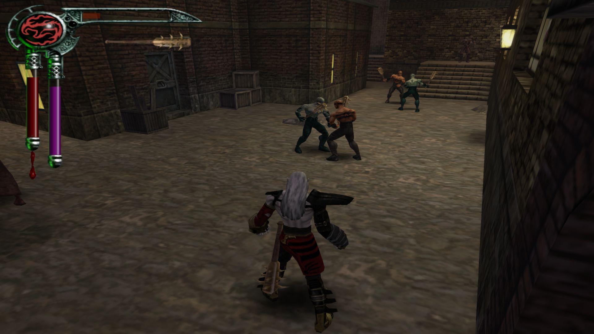 Legacy of Kain: Blood Omen 2 screenshot 3
