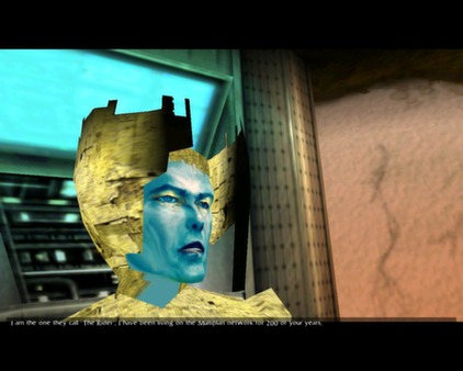 скриншот Omikron: The Nomad Soul 0