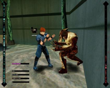 скриншот Omikron: The Nomad Soul 1