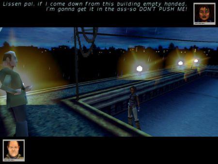 скриншот Urban Chaos 5