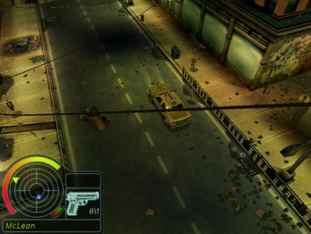 скриншот Urban Chaos 2