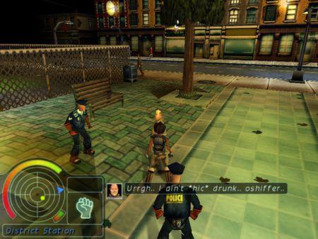 скриншот Urban Chaos 0
