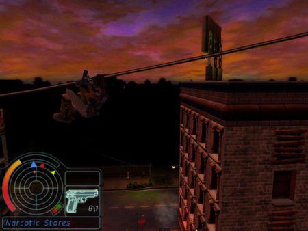 скриншот Urban Chaos 3