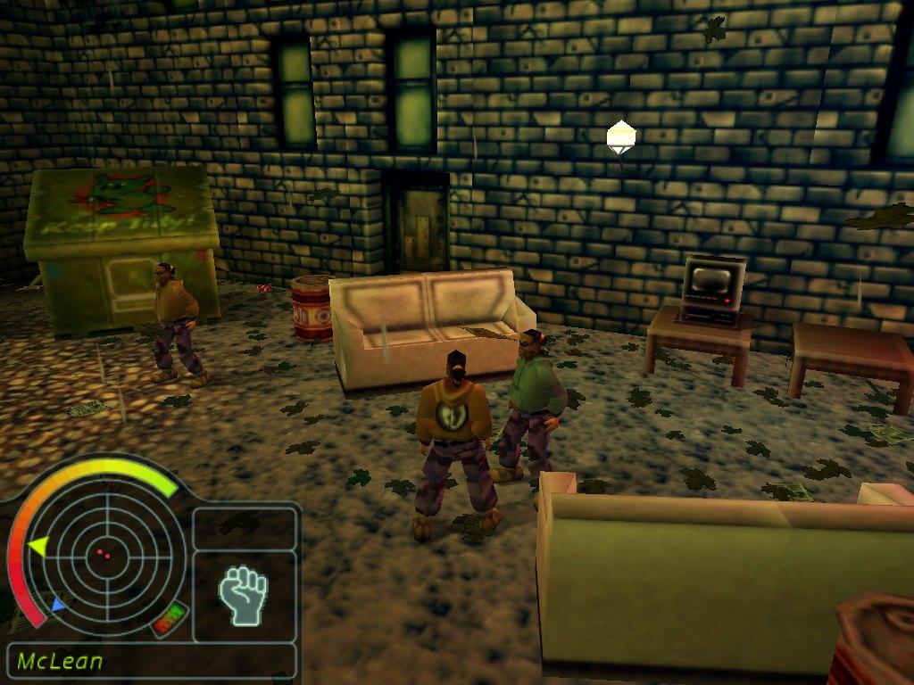 Urban Chaos screenshot 2