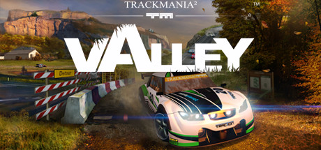 TrackMania² Valley cover art