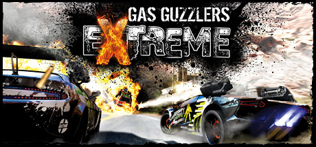 Game Banner Gas Guzzlers Extreme