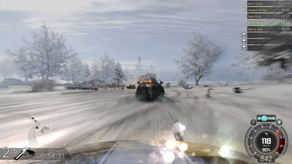 Screenshot of Gas Guzzlers Extreme