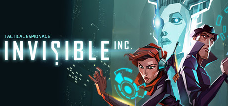 Invisible, Inc. cover art