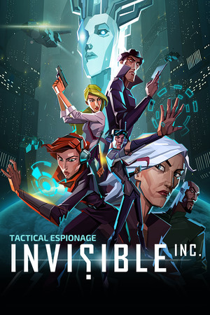 Invisible, Inc. poster image on Steam Backlog