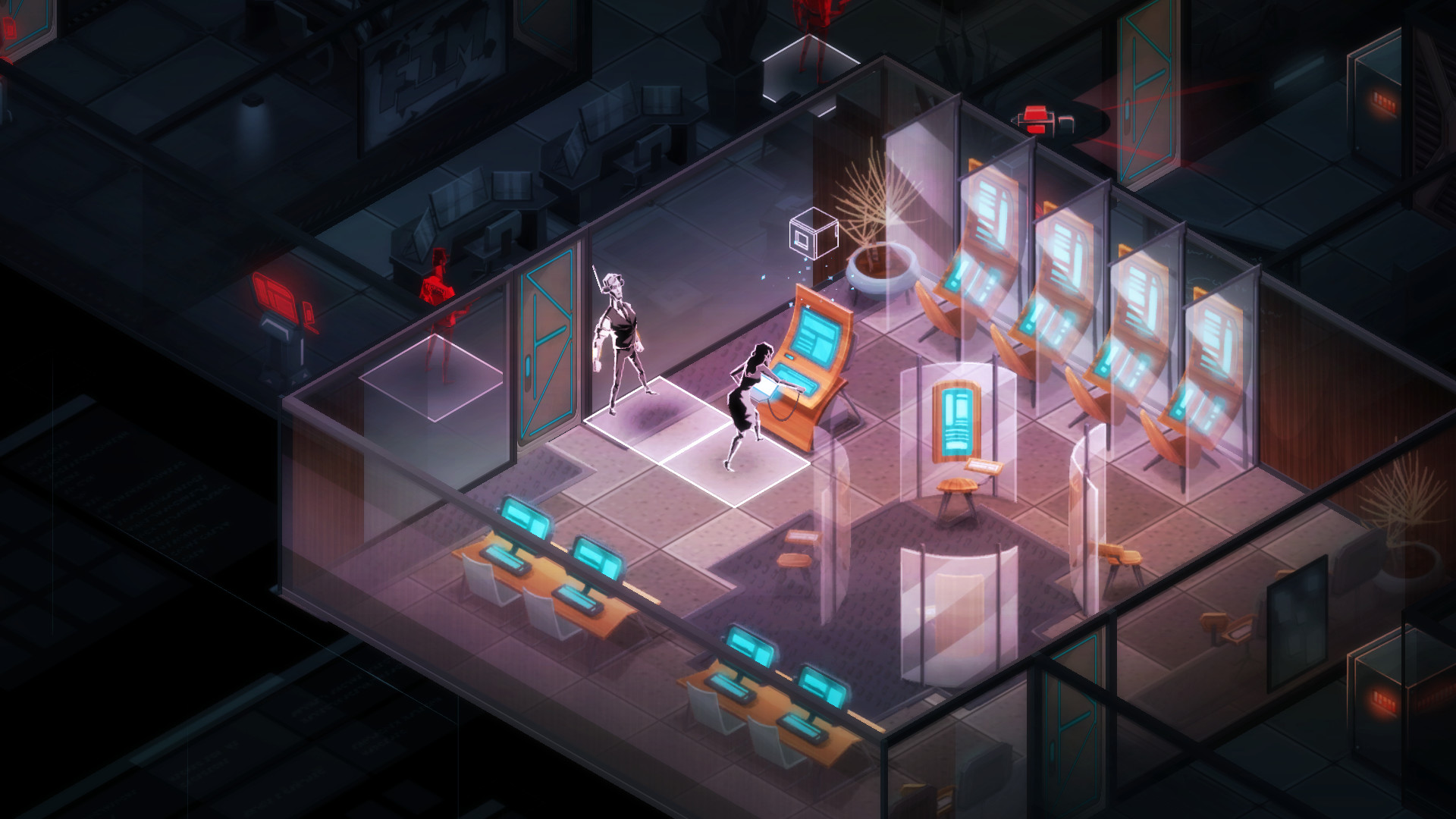 Find the best laptop for Invisible, Inc.