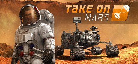 Take On Mars cover art